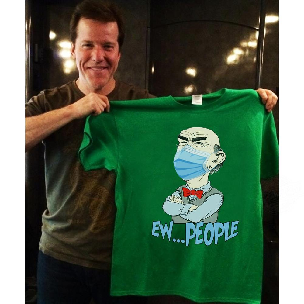 Ew People - Wearing Mask Quarantine Shirt