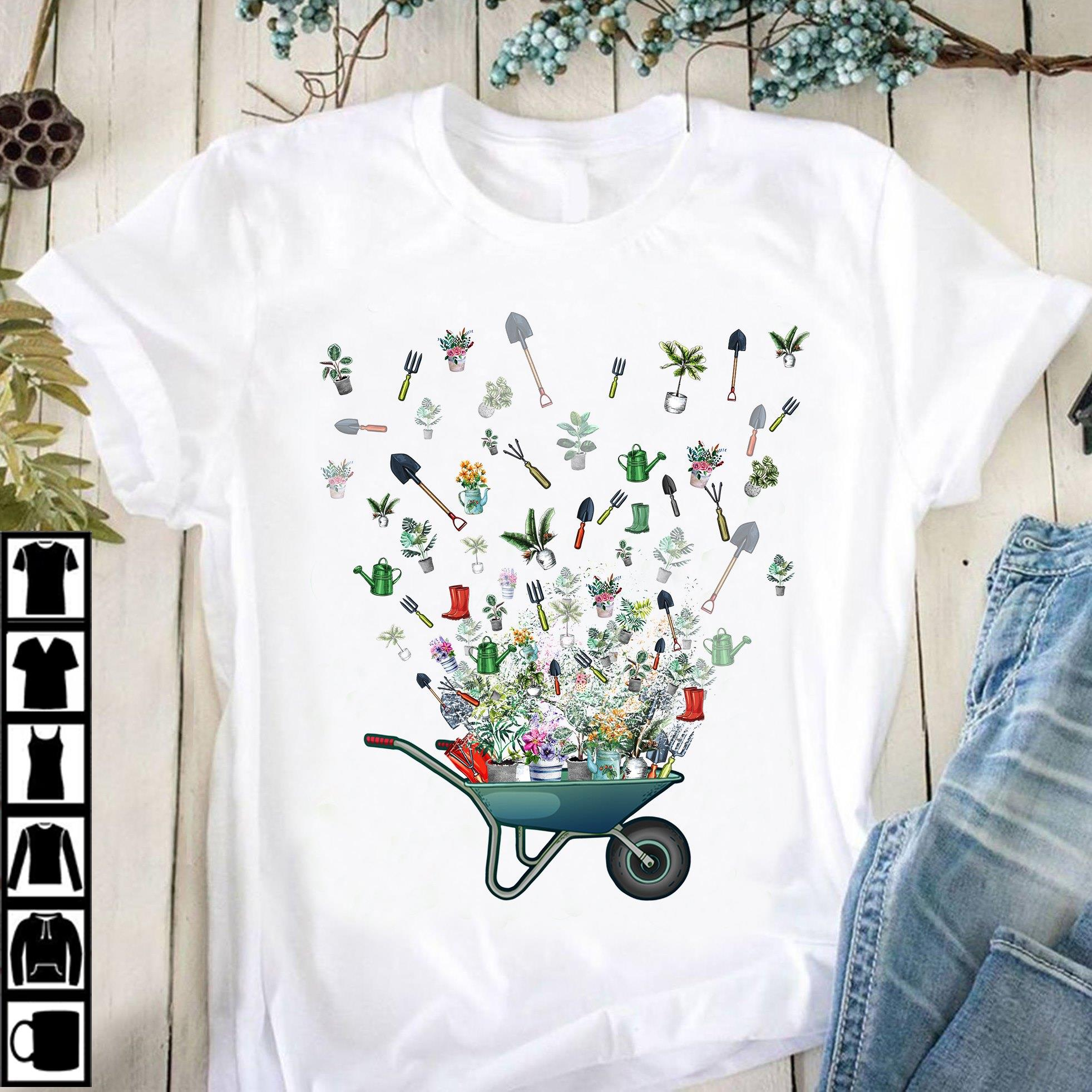 Garden Flying Shirt
