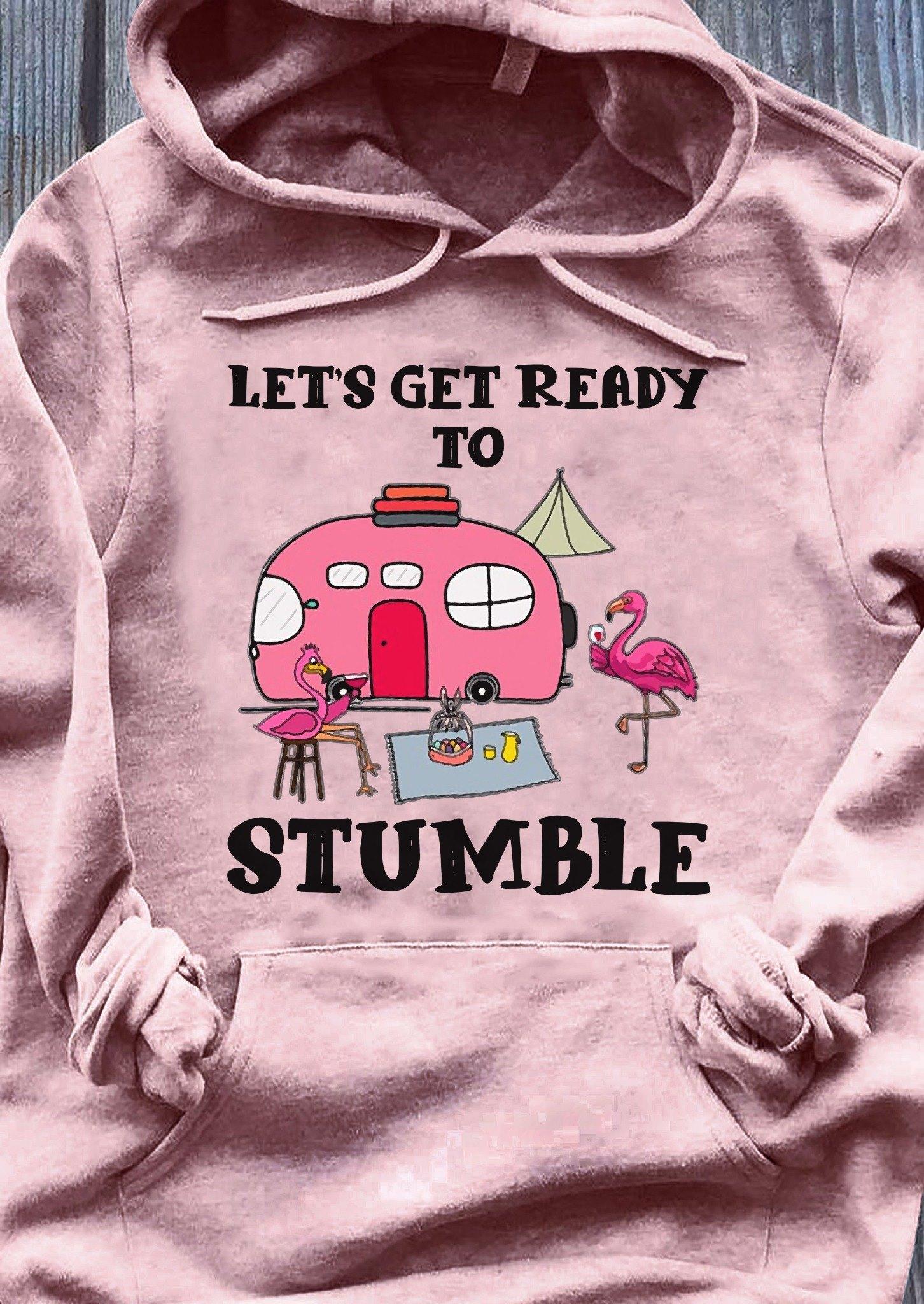 Let's Get Ready To Stumble Men T-Shirt