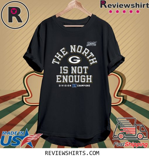 The North Is Not Enough Green Bay Packers Women Jersey Tank Top